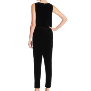 941849a89faa Eileen Fisher Pants - Eileen Fisher Black Slouchy Velvet Jumpsuit XXS